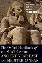 The Oxford Handbook of the State in the…