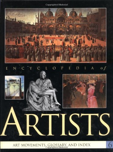encyclopedia-of-artists-6-volume-set
