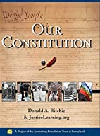 Our Constitution by Donald A. Ritchie