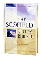 The Scofield Study Bible III by C. I.…