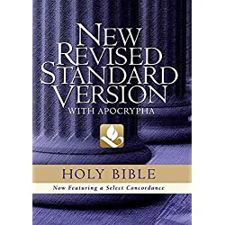 The Holy Bible, with the Apocrypha: New Revised Standard