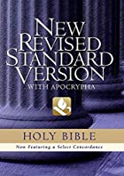 The Holy Bible, with the Apocrypha: New…
