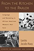 From the Kitchen to the Parlor: Language and…