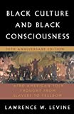 Lawrence W. Levine: Black Culture and Black Consciousness: Afro-American Folk Thought from Slavery to Freedom