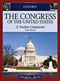 Ritchie, Donald A.: The Congress of the United States: A Student Companion (Oxford Student Companions to American Government)