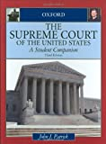Patrick, John J.: The Supreme Court of the United States: A Student Companion