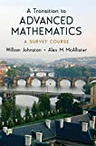 Johnston, William: A Transition to Advanced Mathematics: A Survey Course