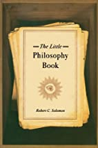 The Little Philosophy Book by Robert C.…