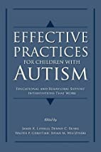 Effective Practices for Children with…