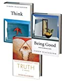 Blackburn, Simon: Simon Blackburn Philosophy Set: Consisting of Simon Blackburn's Truth, Being Good, and Think