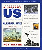War, Peace, and All That Jazz by Joy Hakim