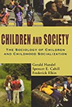 Children and Society: The Sociology of…