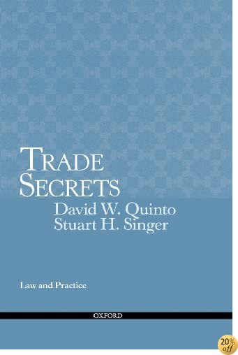 Trade Secrets: Law and Practice