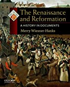 The Renaissance and Reformation: A History…