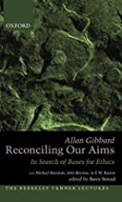 Reconciling Our Aims: In Search of Bases for…