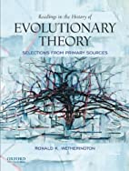 Readings in the History of Evolutionary…
