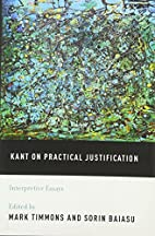 Kant on practical justification:…