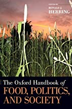 The Oxford Handbook of Food, Politics, and…