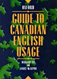 McAlpine, Janice: Guide to Canadian English Usage
