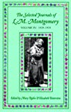 Montgomery, L.M.: The Selected Journals of L.M. Montgomery: 1929-1935