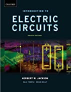Introduction to Electrical Circuits by…