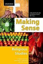 Making Sense in Religious Studies: A…