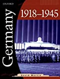 Martin, David: Germany 1918-1945