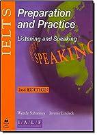 Listening and Speaking (Ielts Preparation…