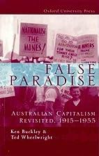 False Paradise: Australian Capitalism…