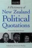Hurley, Des: A Dictionary of New Zealand Political Quotations