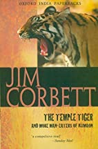 The Temple Tiger and More Man-Eaters of…