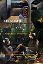 Chocolate, and Other Writings on Male-Male…