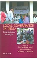 Local Governance in India: Decentralization…