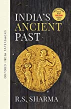 India's Ancient Past by R. S. Sharma
