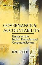 Governance and Accountability: Essays on the…