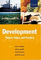 Development : theory, policy, and practice…