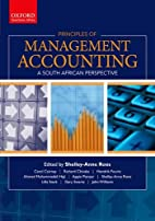 Principles of Management Accounting: A South…