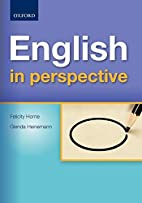 English in Perspective by Felicity Horne