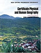 Certificate Physical and Human Geography…