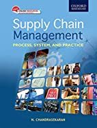 Supply Chain Management:: Process, Function…