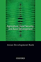 Agriculture, Food Security and Rural…