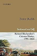 Sentiment and Self: Richard Blechynden's…