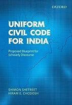 Uniform Civil Code for India: Proposed…
