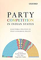 Party Competition in Indian States:…
