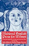 Millett, Bella: Medieval English Prose for Women: Selections from the Katherine Group and Anerene Wisse
