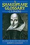 Eagleson, Robert D.: A Shakespeare Glossary