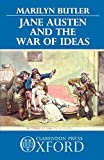 Butler, Marilyn: Jane Austen and the War of Ideas