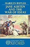 Butler, Marilyn: Jane Austen and the War of Ideas