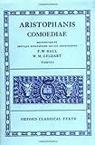 Aristophanes: Aristophanis Comoediae :  Volume I:  Acharenses, Equites, Nubes, Vespae, Pax, Aves (Oxford Classical Texts Ser)