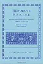 Herodoti Historiae Libri V-IX by Herodotus